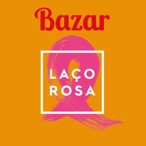 Laço Rosa Bazaar 2019